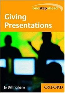 giving presentations book review