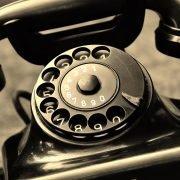 telephone voice