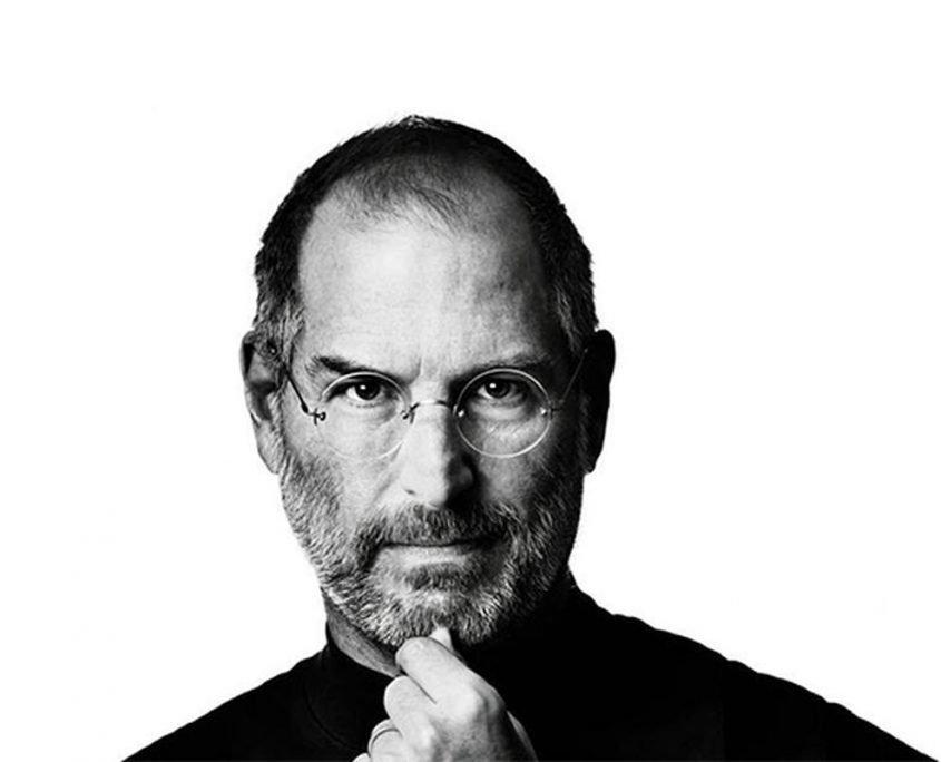 Steve Jobs presentation style