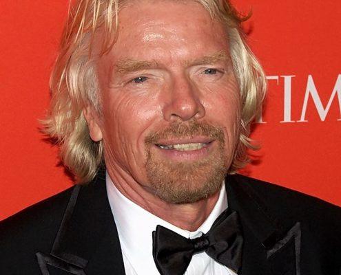 Richard Branson on Public Speaking