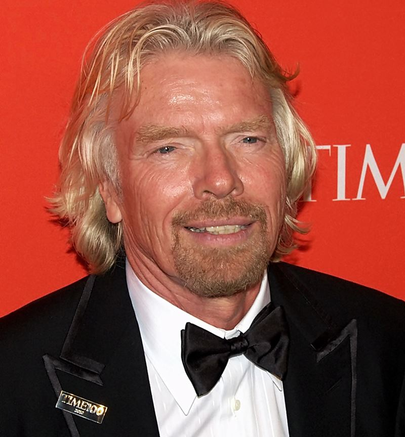 Richard Branson on Public Speaking